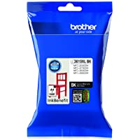 BROTHER LC3619XLBK, Black Ink Cartridge,Xlblack
