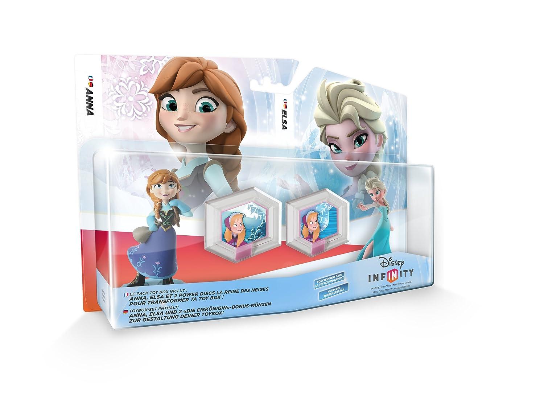 Pack Toy Box Disney Infinity Reine Des Neiges Amazonfr Jeux Vidéo