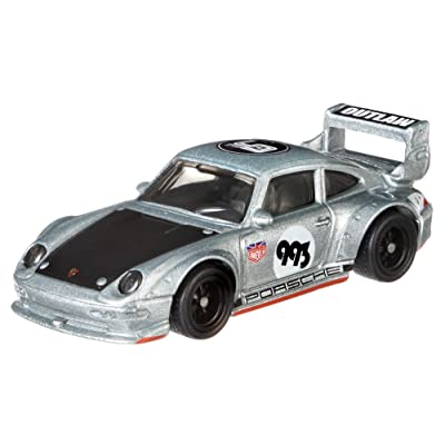 Hot Wheels Porsche 9993 GT2 Vehicle: Toys & Games