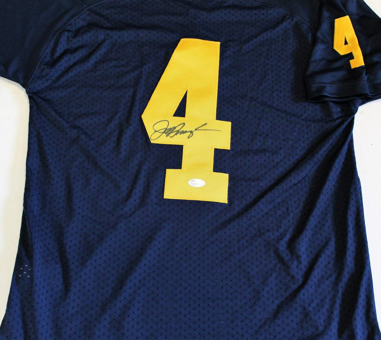 best sneakers 5de31 3f357 Jim Harbaugh Autographed Signed Memorabilia Michigan ...