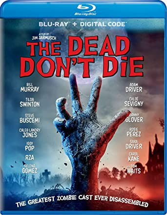 Amazon com: The Dead Don't Die [Blu-ray]: Bill Murray, Adam