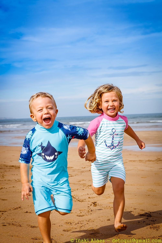 Baby Banz Tee Shirt ANTI-UV Shorty Surf Manches Courtes B/éb/é