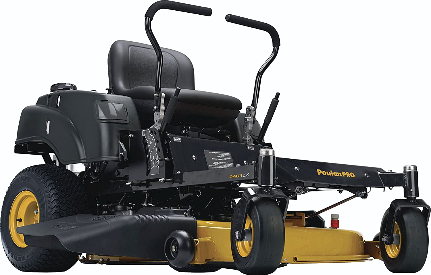 Poulan Pro P46ZX 46-Inch V-Twin 22 HP Zero Turn Mower