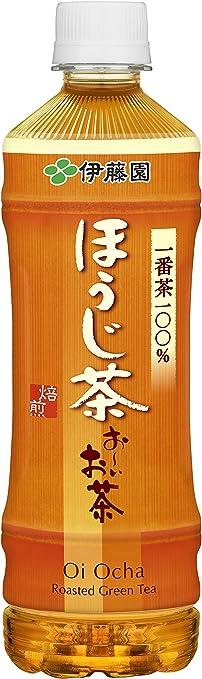 伊藤園 おーいお茶 ほうじ茶 525ml×24本