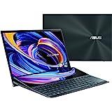 "ASUS ZenBook Pro Duo UX581 Laptop, 15.6"" 4K UHD NanoEdge Touch Display, Intel Core i9-10980HK, 32GB RAM, 1TB PCIe SSD, GeForc"