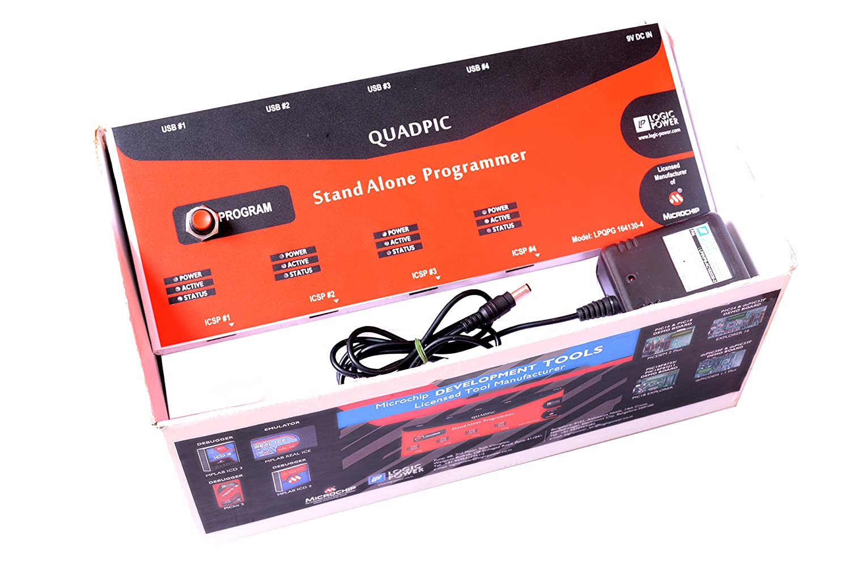 Quad PIC Standalone Production Programmer Original: Amazon