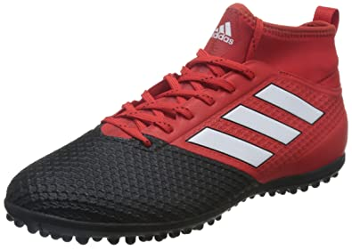 adidas Ace 17.3 Primemesh, Chaussures de Football Entrainement homme, Rouge (Red/ftwr