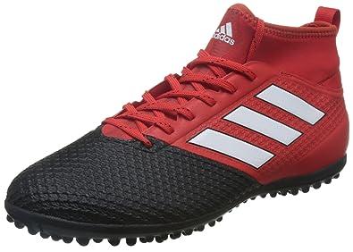 adidas Ace 17.3 Primemesh, Chaussures de Football Entrainement homme, Rouge (Red/ftwr