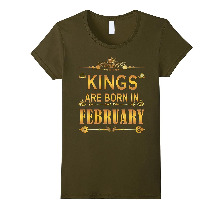 Mens Kings february tshirt Black-Newstyleth
