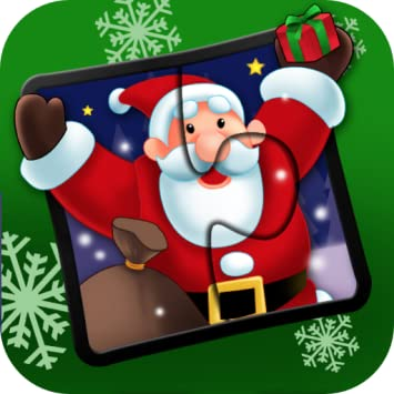 christmas jigsaw puzzles 123 free fun learning puzzle game for kids