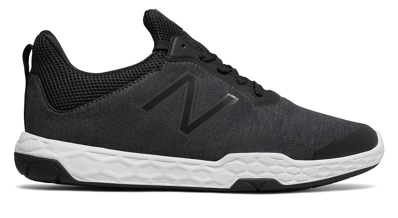 (ニューバランス) New Balance 靴シューズ メンズトレーニング Fresh Foam 818v3 Black with Gunmetal and White ブラック ガンメタル ホワイト US 9.5 (27.5cm)   B0785PTNV3