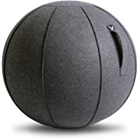 Vivora Luno - Sitting Ball Chair for Office and Home, Lightweight Self-Standing Ergonomic Posture Activating Exercise…