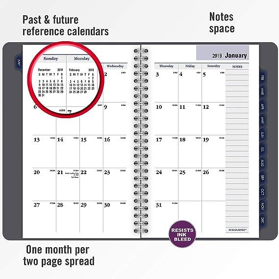Amazon.com: AT-A-GLANCE - Agenda semanal de citas S: Office ...