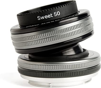 Lensbaby Lb 3u8n Composer Pro Ii Mit Sweet 50 Optik Für Kamera