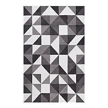 Amazon Com Modway R 1014a 810 Kahula Geometric Triangle Mosaic Area