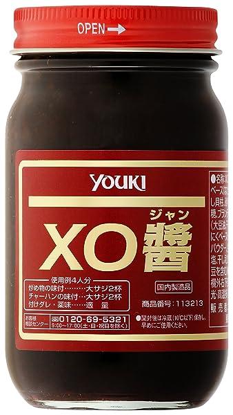ユウキ XO醤 215g