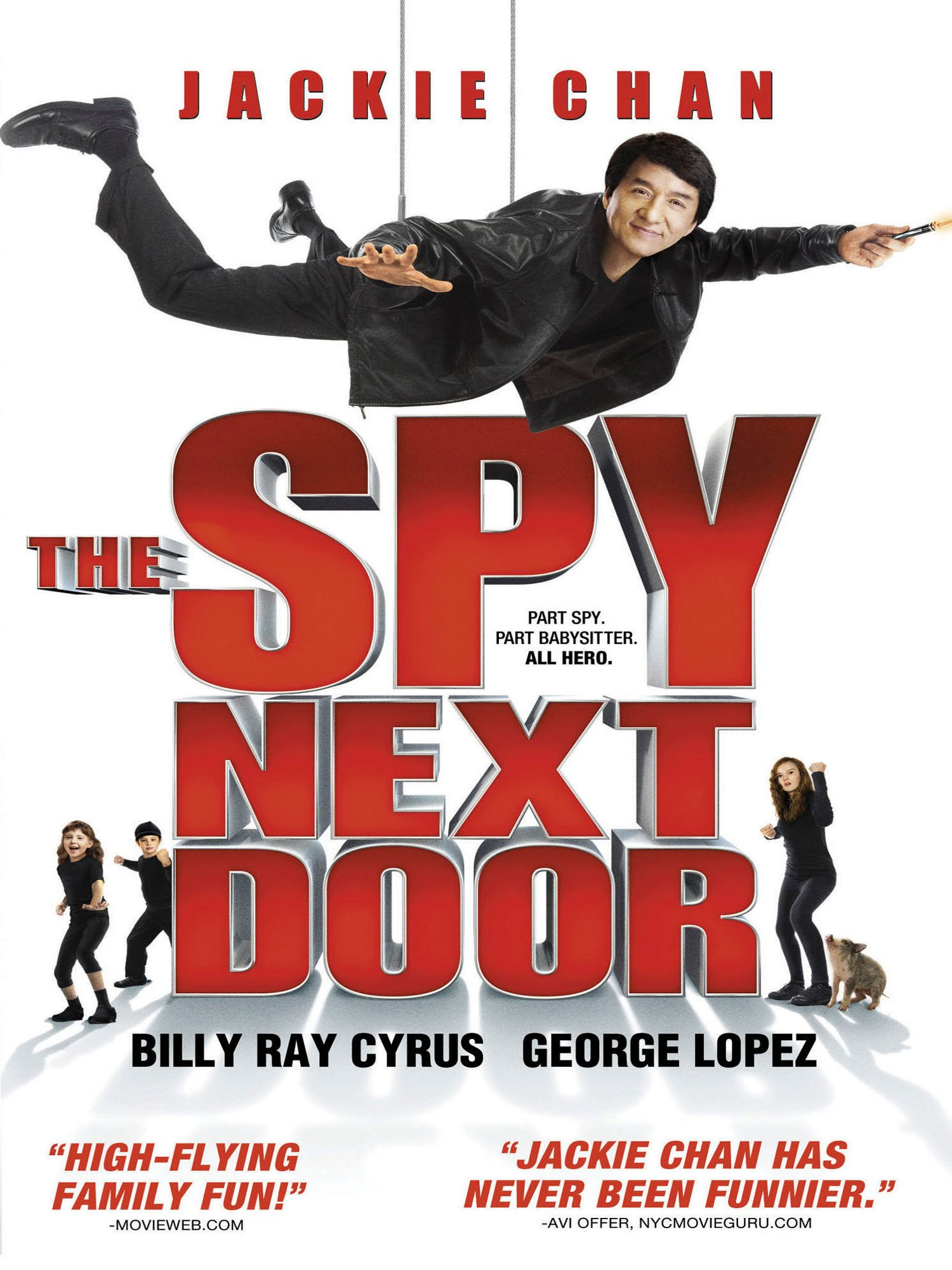 The Spy Next Door by