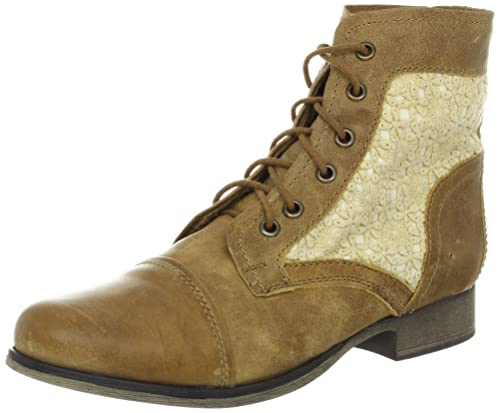416461f192a Amazon.com | Steve Madden Women's Thundr-C Ankle Boot | Ankle & Bootie