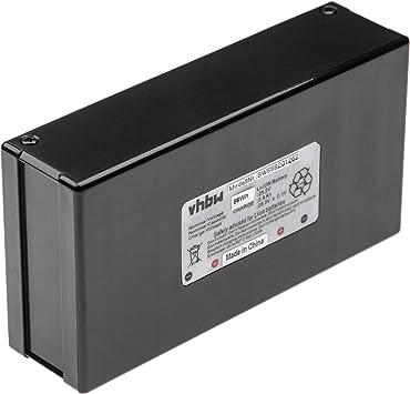 Akku ersetzt Zucchetti 075Z01300A 2300mAh 25,2V Li-Ion