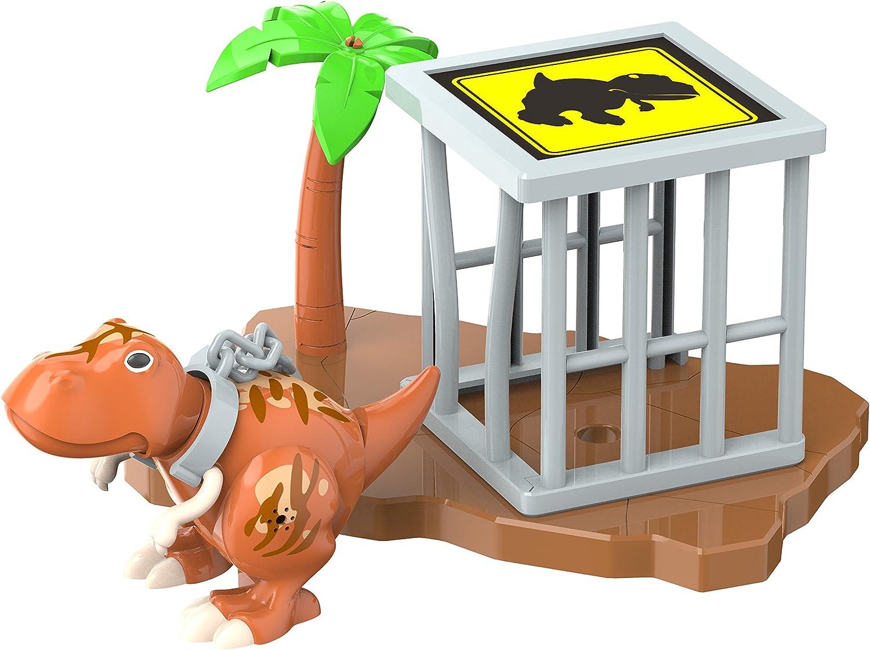 Silverlit DigiDinos Playset con Troy Tyrannosaurus Rex y Cage Hábitat , color/modelo surtido