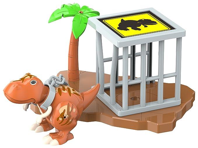 """2 opinioni per SilverLit- Tirannosauro Rex giocattolo """"Troy"""", serie DigiDinos, con suoni e"""