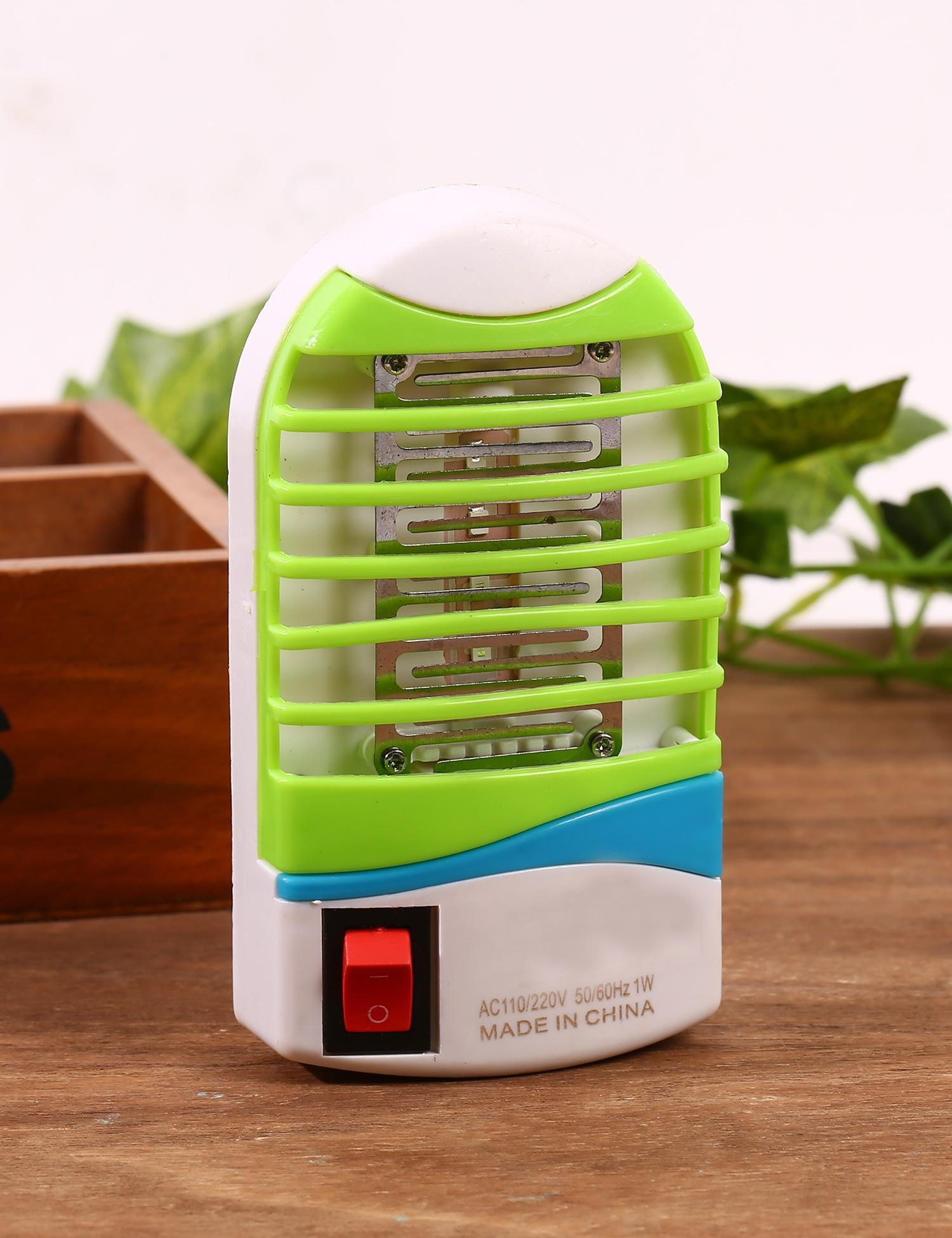 Youcoco Electric Plug Bug Zapper LED Night Lamp Insect Mosquito Repeller Kill Light Bug Zappers