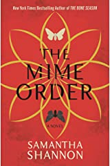 The Mime Order (The Bone Season Book 2) Kindle Edition