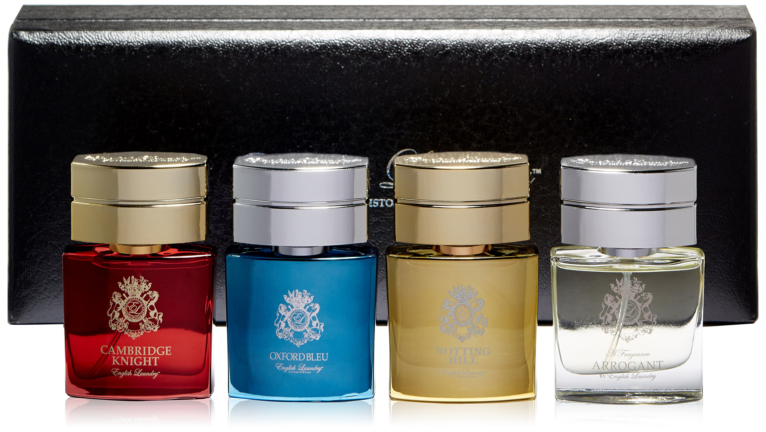 nglish Laundry Men's 4 Piece 20ml Coffret by English Laundry