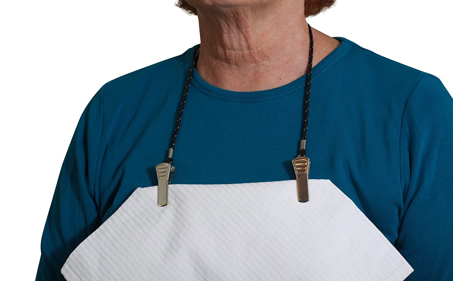 Adjustable Napkin Clip by Granny Jo Products
