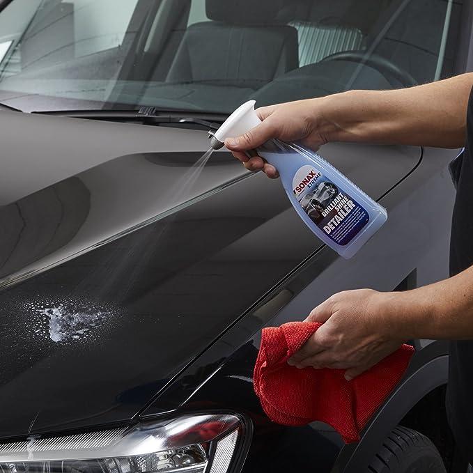 Sonax 287400 Lackpflege Xtreme Cockpitreiniger Matteffect 500 Ml Reinigung Und Pflege Für Alle Kunststoffoberflächen Im Autoinnenraum Art Nr 02832410 Auto