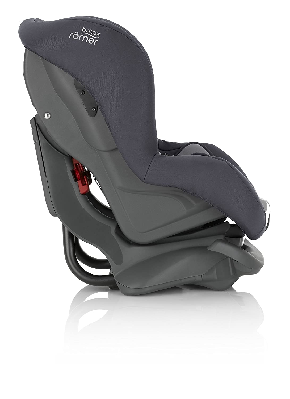 18 kg FIRST CLASS PLUS Autositz Gruppe 0+//1 storm grey Britax R/ömer Kindersitz Geburt