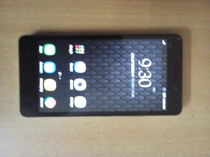 Lenovo Vibe P1m (Black, 16GB)