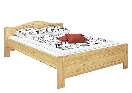 Letto Futon Matrimoniale : Letto futon matrimoniale classico in pino eco laccato con