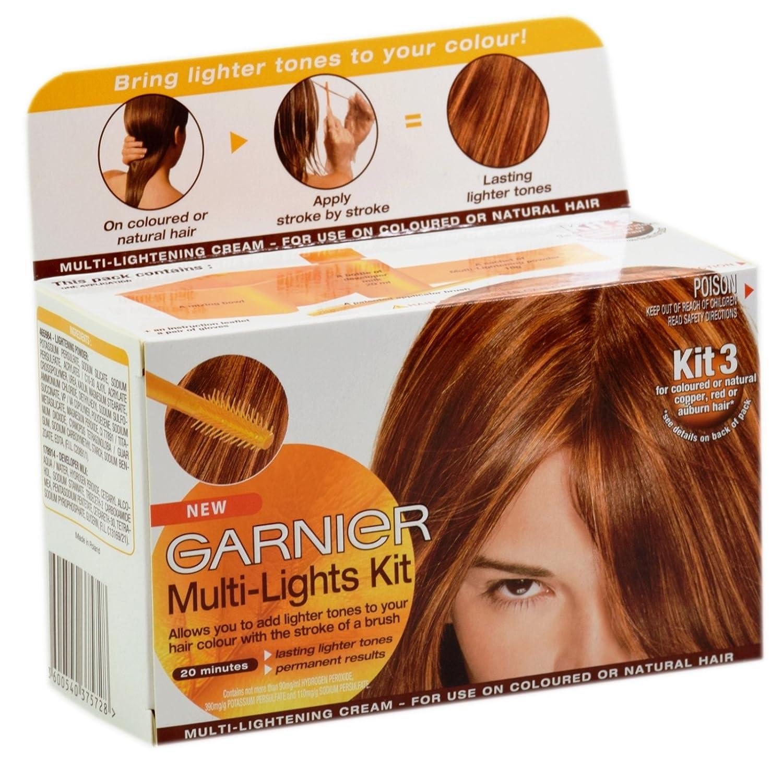Garnier multi lights kit hair kit 3 for red hair amazon garnier multi lights kit hair kit 3 for red hair amazon beauty pmusecretfo Image collections