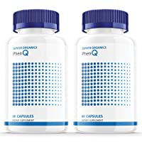 (2 Pack) Phen Q Ultra Diet Pills Caps Tablets Supplements for Women Men (120 Capsules)