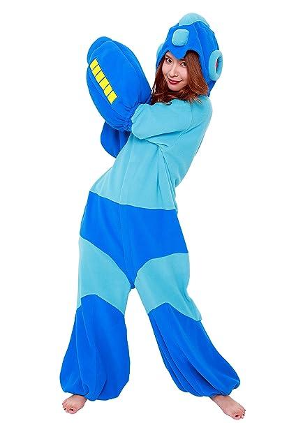 d59dd33e3ffc Amazon.com  SAZAC Mega Man Kigurumi  Toys   Games