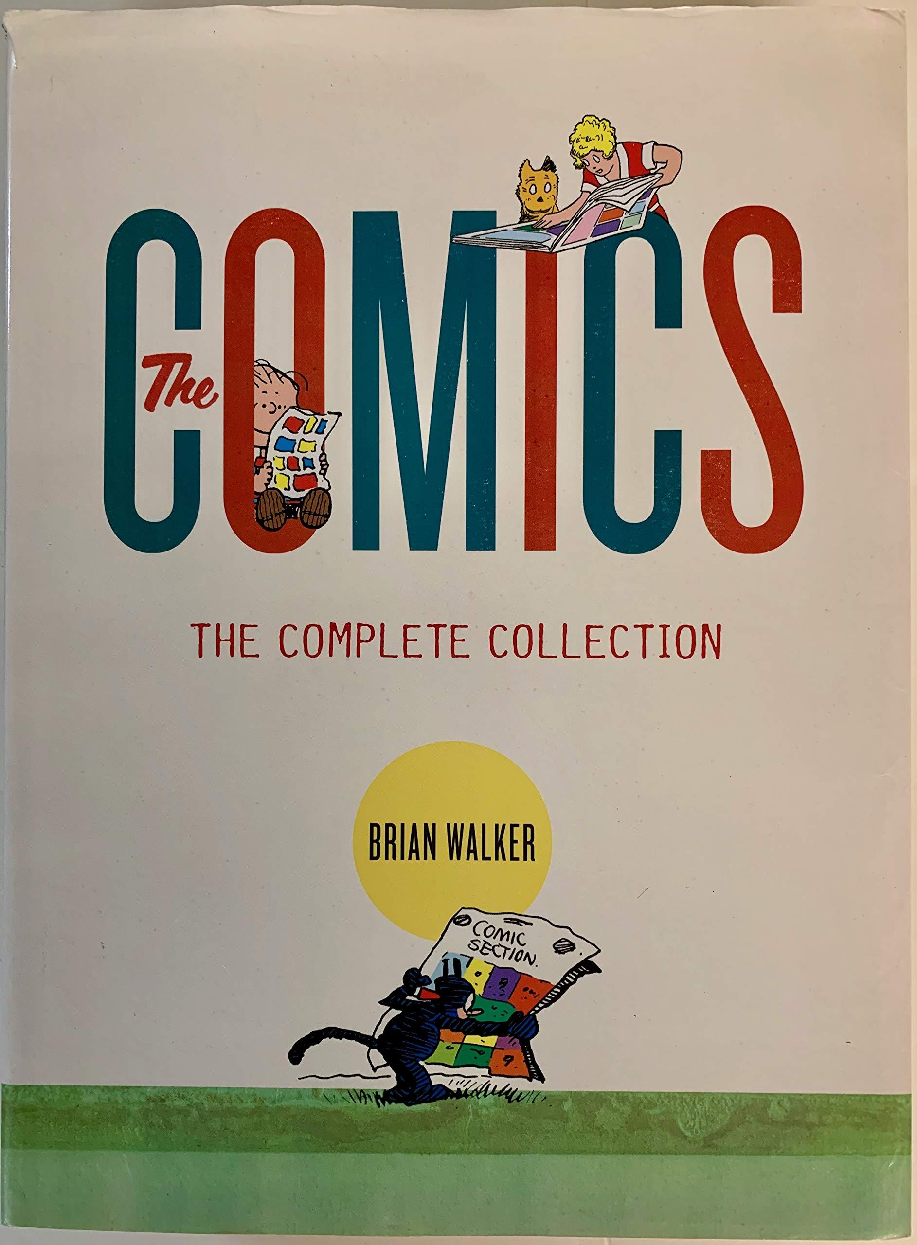 The Comics: The Complete Collection pdf epub