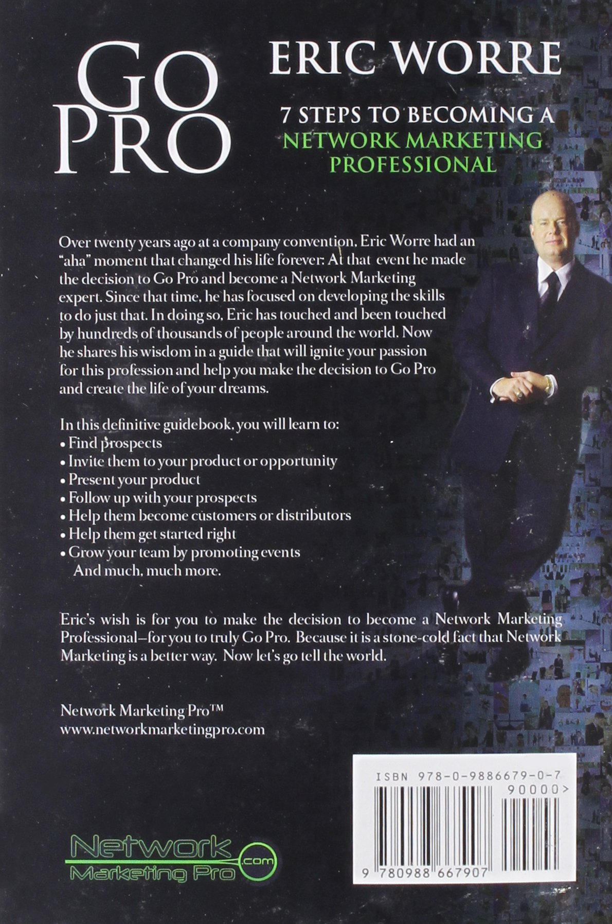 81qp15Fi1DL - Go Pro: 7 Steps to Becoming a Network Marketing Professional