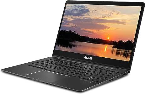 ASUS ZenBook 13 Laptop 13.3in FHD WideView Touch, 8th Gen Intel Core i5-8265U Processor, GeForce MX150, 8GB LPDDR3, 256GB SSD,Fingerprint, Windows 10 - UX331FN-DH51T, Slate Grey (Renewed)
