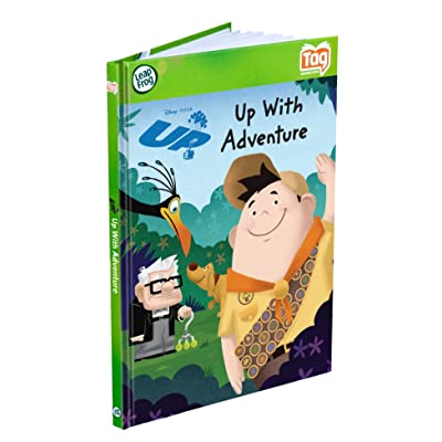 Leapfrog Tag Activity Storybook Up: Up with Adventure: Toys & Games