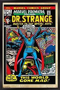 Trends International Comics-Doctor Strange-Marvel Premiere Cover #3 Wall Poster, 14.725