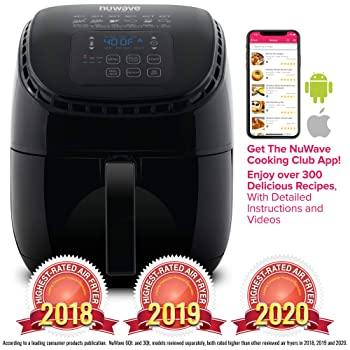 NuWave 36011 3-Qt. Brio Air Fryer
