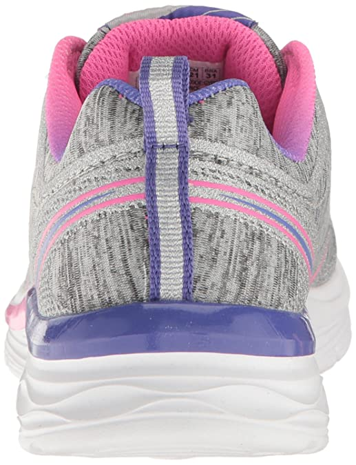 Skechers Dream N'dash Running Shoe Kids Girls 7yvIf6gbY