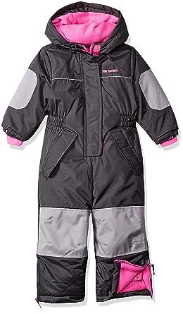 ca7d0715a Amazon.com  Pink Platinum Baby Girls Snowmobile Snowsuit  Clothing