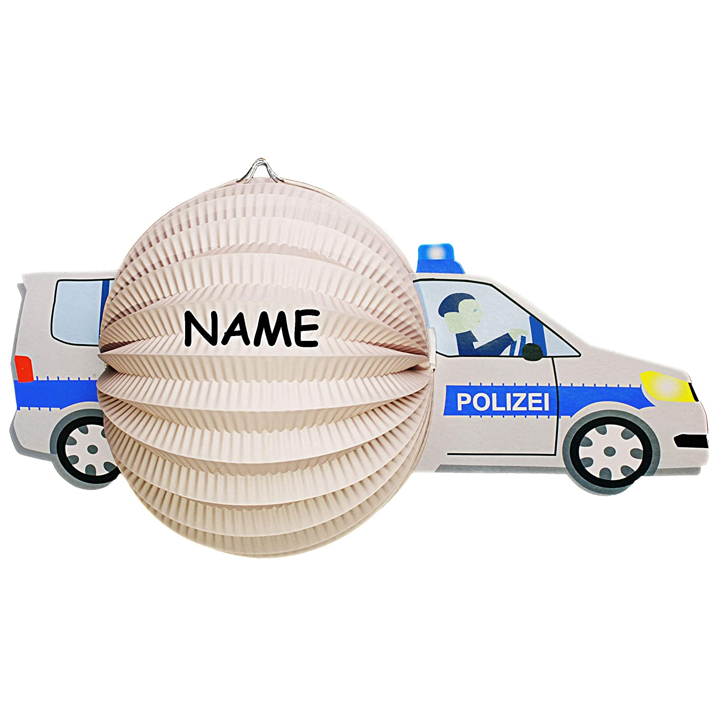 alles-meine.de GmbH 2 TLG s/ü/ßes Einhorn f/ür Kinder LED Laternenstab Laternen Lampions -.. Set: Laterne // Lampion Name Lampe Papierlaterne aus Papier incl pink