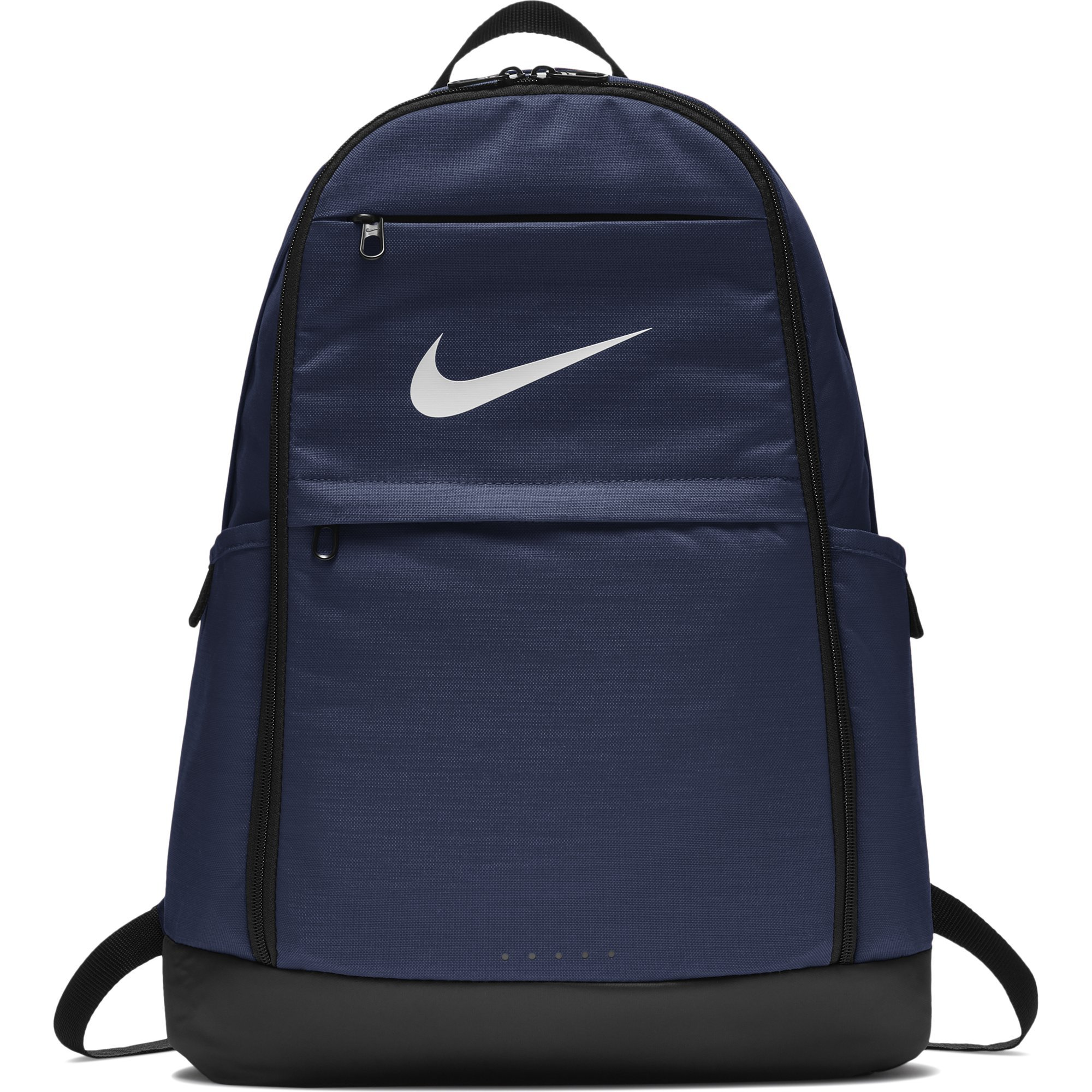 NIKE unisex-adult Brasilia Xl Backpack Backpack, Midnight Navy/Black/White, Misc