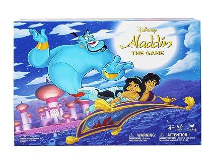 Amazon.com: Disney Retro Aladdin Juego de mesa: Toys & Games