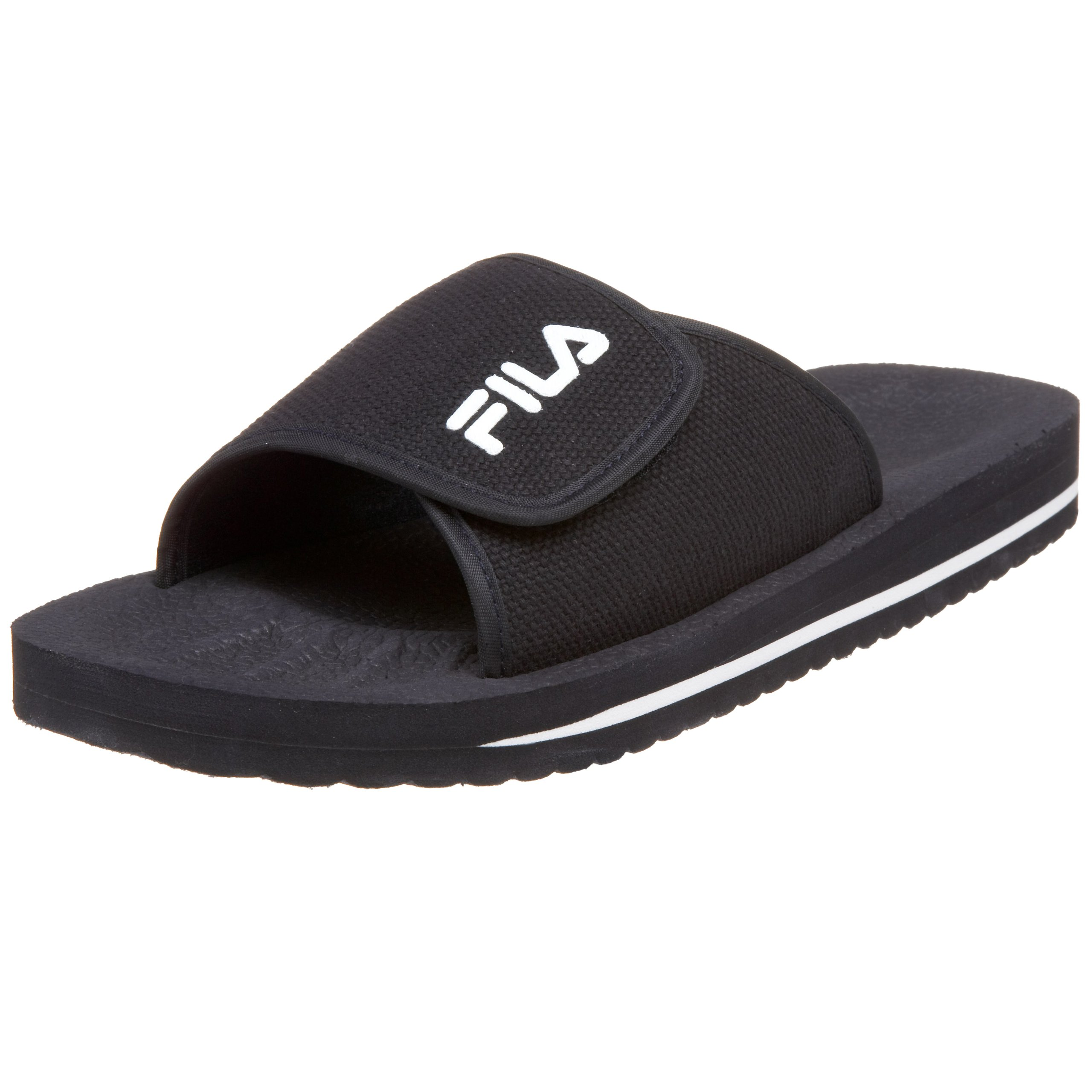 Fila Men's Slip On Sandal,Peacoat/White,12 M US by Fila (Image #1)