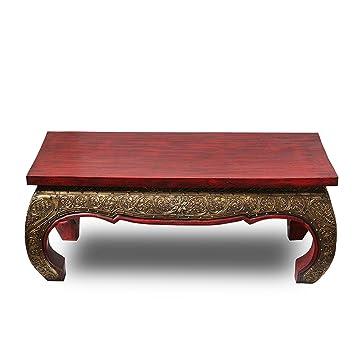 Table Opium Salon Grande De Rouge 1 Antique Look Basse TlK13JcF