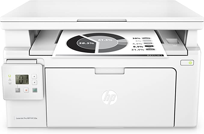 Hp Laserjet Pro M130a Laser Multifunktionsdrucker Weiß Computer Zubehör